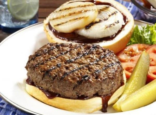 Tailgating Bbq Burger Recipe