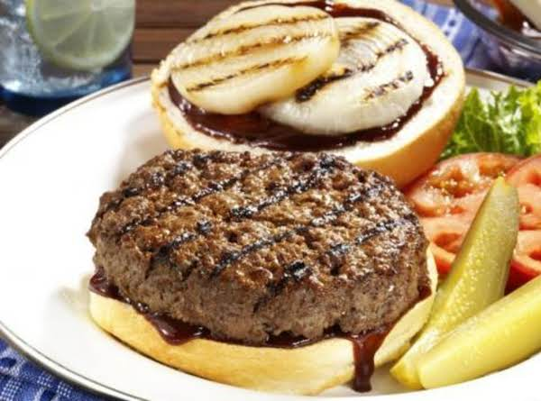 Tailgating Bbq Burger Recipe