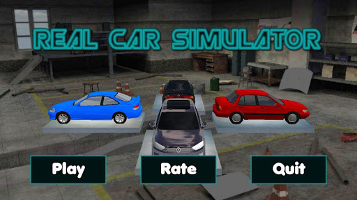 Real Car Simulator