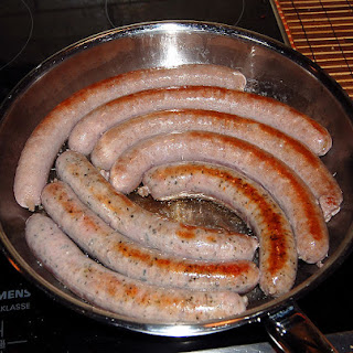 Wiener or Frankfurter Sausages.