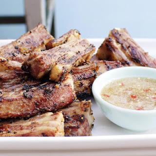 Vietnamese Lamb Riblets