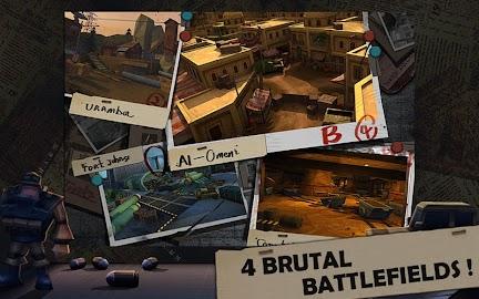 WarCom: Genesis Screenshot 15