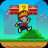 Jungle Boy Running