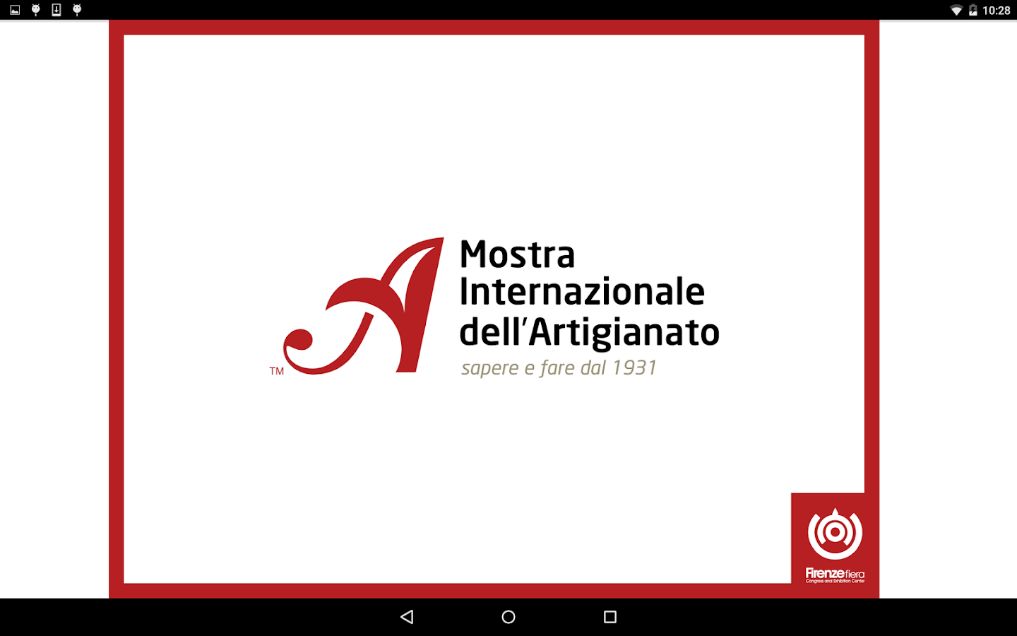 Mostraartigianato- screenshot