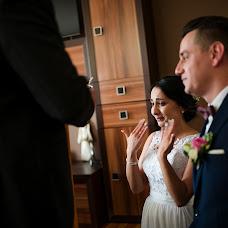 Wedding photographer Magdalena Czerkies (magdalenaczerki). Photo of 21.05.2017