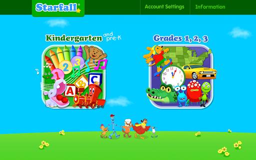 Starfall.com Apk 1