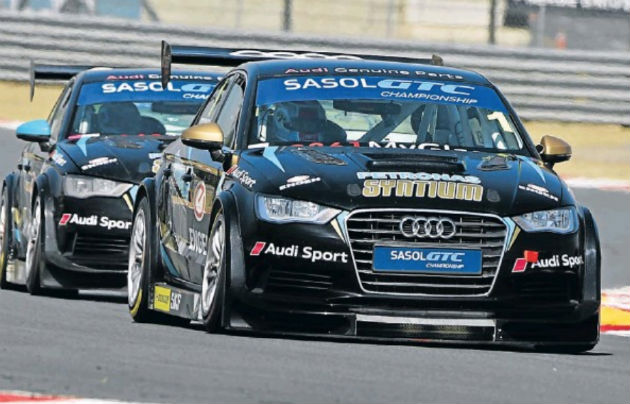 Team Engen Audi driver Michael Stephen has his sights set on a third GTC championships title after he opened up a 16-point lead over his nearest rival with a Race 1 win at the Festival of Motoring Kyalami at the weekend