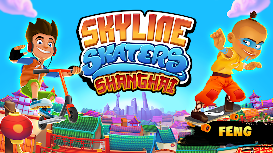 Skyline Skaters Screenshot