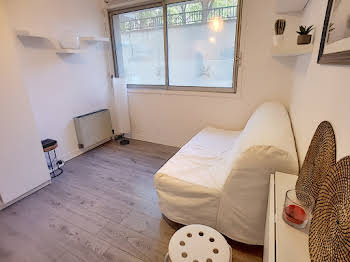 Studio meublé 16,15 m2