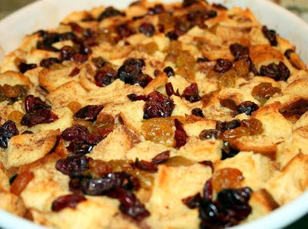 Nancy's Easy Custardy Bread Pudding Recipe