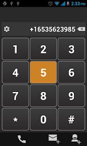 Easy Phone Dialer screenshot 1