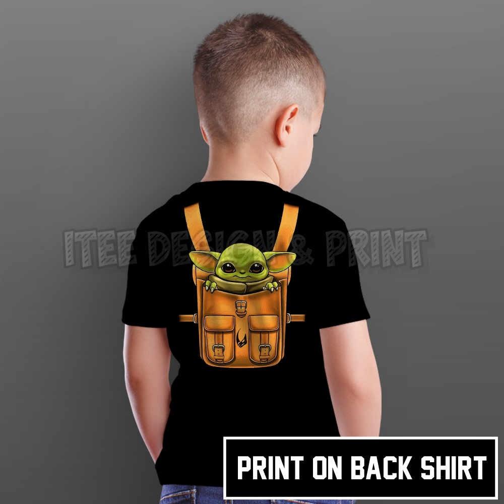 Yoda Star War Backpack 21
