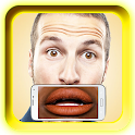 Funny Mouth Silly Lips icon