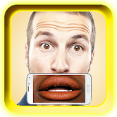 Funny Mouth Silly Lips