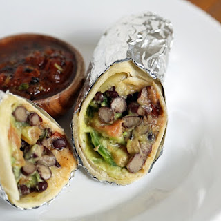 The Anything-Goes Burrito.