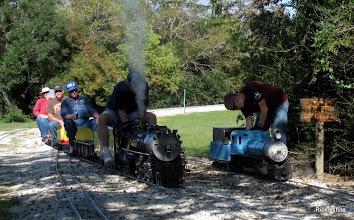 Photo: Hudson and Blue mogul at Summral    SWLS at HALS 2009-1107