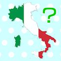 Italy Regions & Provinces Map Quiz icon