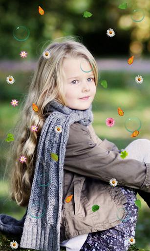 玩個人化App Decorate Photo Live Wallpaper免費 APP試玩