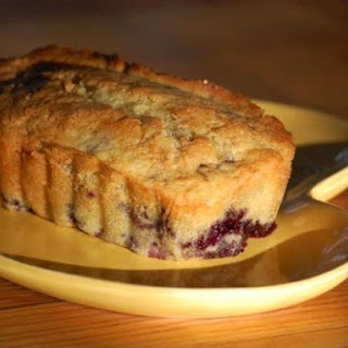 Luscious Blueberry Lemon Loaf