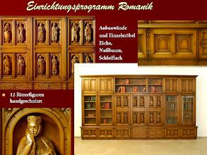 Photo: Programm Romanik, BAYER Stilmöbel