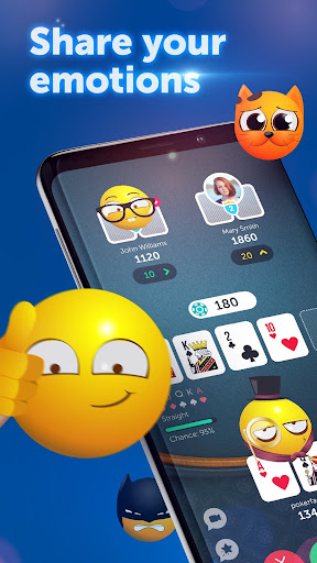 PokerUp: Social Poker  screenshots 4
