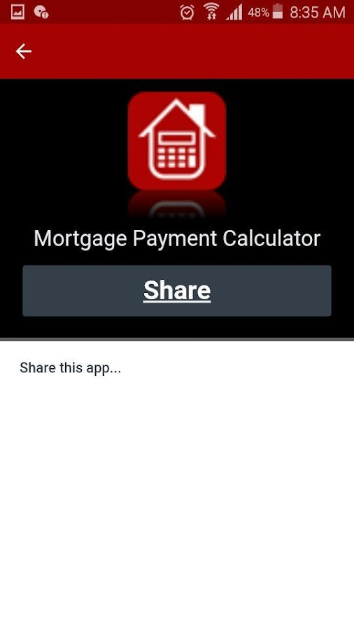 Mortgage Payment Calculator Free  Android Apps On Google Play
