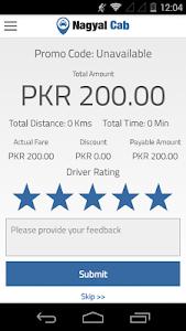 Nagyal Cab screenshot 5