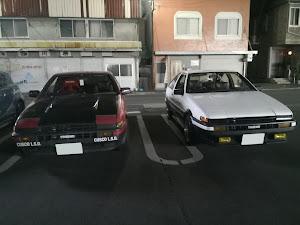 スプリンタートレノ AE86 GT-APEX 昭和61年式のカスタム事例画像 やわらかめさんの2020年03月15日22:33の投稿