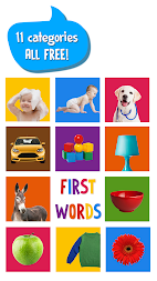 First Words for Baby APK screenshot thumbnail 1