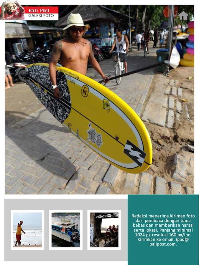Bali Post Minggu- screenshot