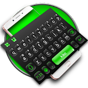 App Bussiness Classic Black Keyboard Theme apk for kindle fire