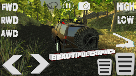 Off-road DRIVE 4x4 : TROPHY RAID - náhled