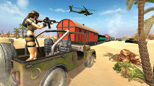 Cover Fire 3D Sniper : Free Gun Shooting Game FPS 1.5 screenshots 1