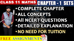 Sets Class 11 Maths - Ashish Kumar Let's Learn