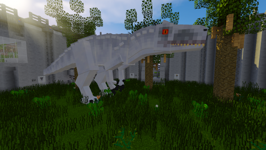 Jurassic Craft: Blocks Game screenshot 12
