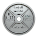 Barbell Weight Calculator Icon
