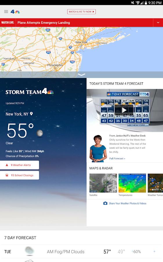 NBC4 New York- screenshot