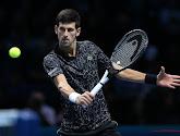 Djokovic werkt ATP-voorzitter Chris Kermode mee buiten