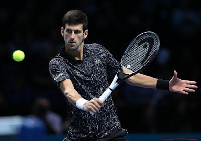 Bonne entrée en matière pour Novak Djokovic à Doha !