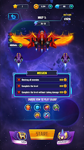 Galaxy Wars – Fighter Force 2020 7