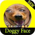 Doggy Face Snap photo filters icon