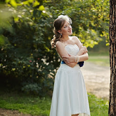 Wedding photographer Anna Kazanceva (annanovopashina). Photo of 16.08.2013