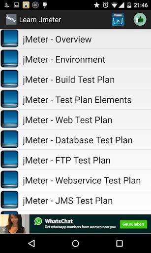 Learn Jmeter