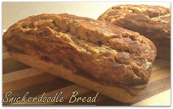 Snickerdoodle Bread Recipe