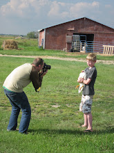 Photo: Photoshot at the farm with good friends