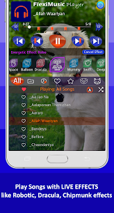 FlexiMusic FX Player 2.3.0 Mod Android Updated 2