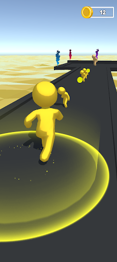 New Run Race Color 3D: Running Race Game screenshot 5