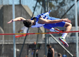 Photo: Chris Rasmussen 2nd HJ 6-2