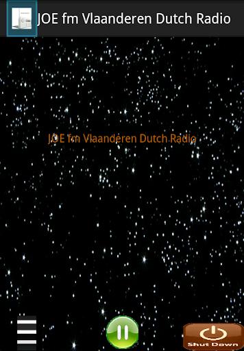 JOE fm Vlaanderen Dutch Radio