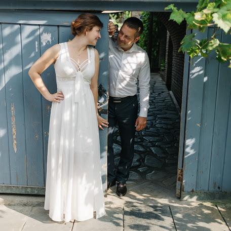 Wedding photographer Nata Abashidze-Romanovskaya (Romanovskaya). Photo of 13.12.2018